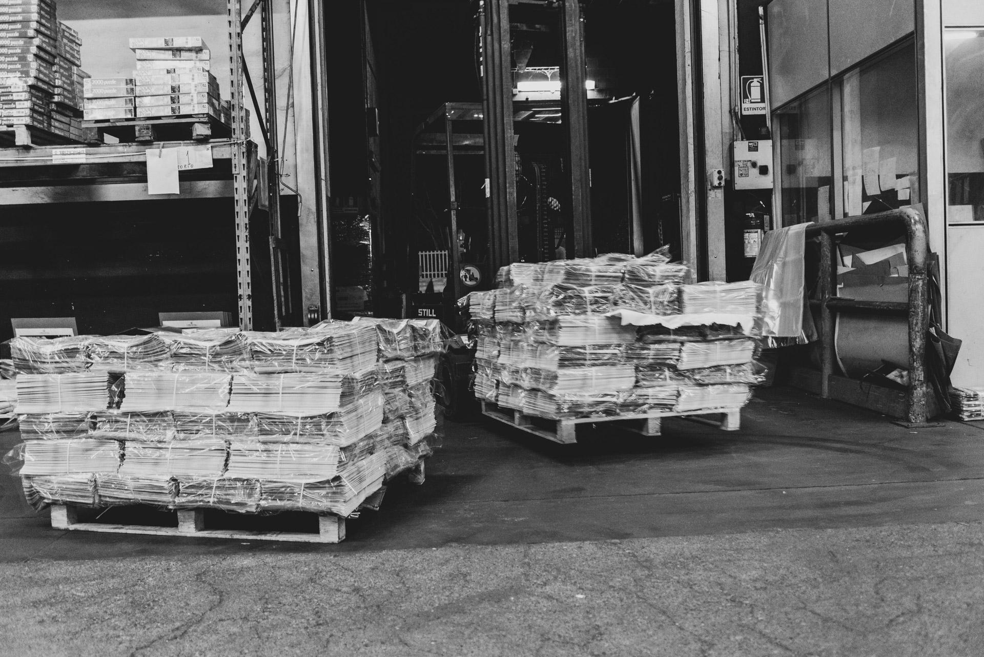 Parravicini giornali Monza Brianza distribuzione